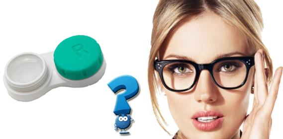 Gözlük mü Lens mi ?