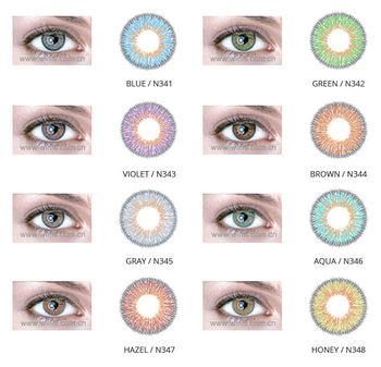 Renkli Lens Kullanımı