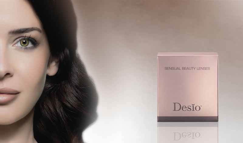 Desio Renkli Lens Markası