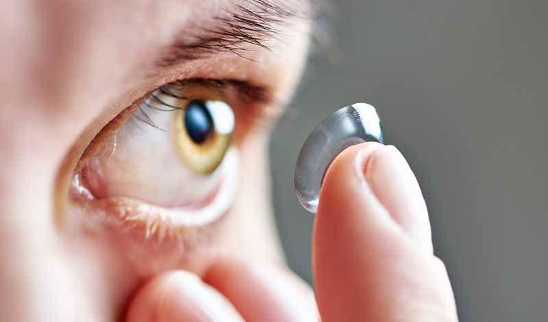 Lenslerin Takılması ve Çıkartılması