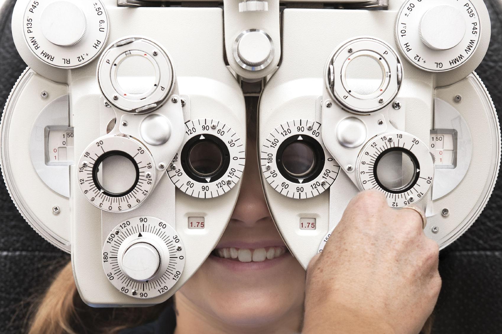 Kontakt Lens Nedir