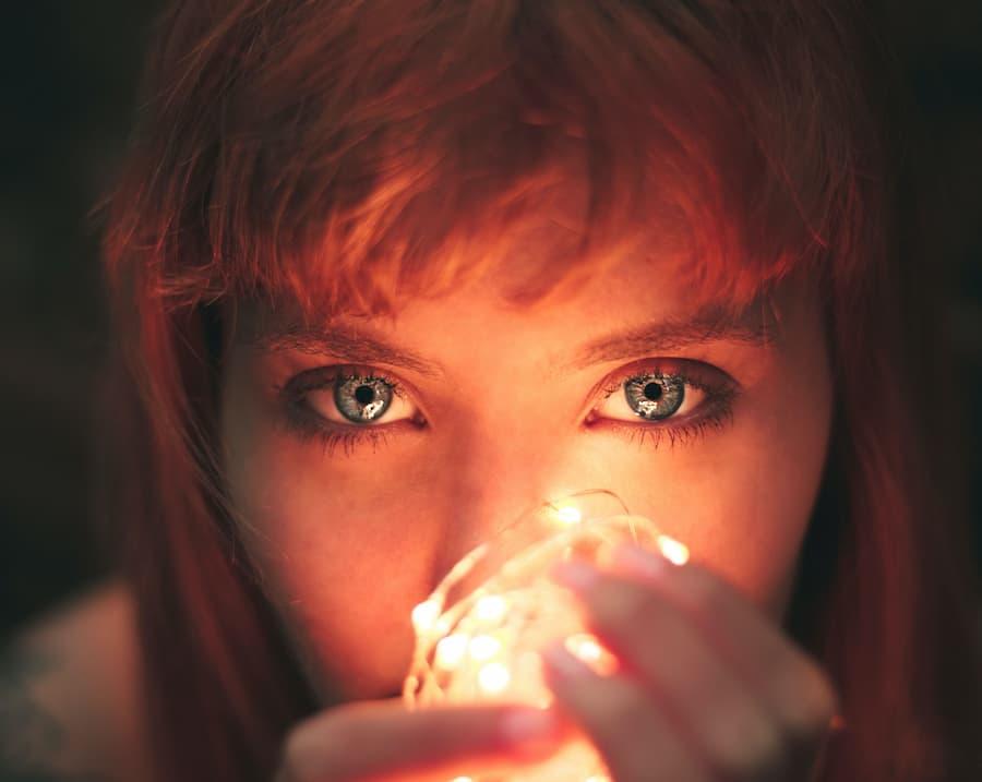 Numaralı Renkli Lensler