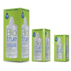 BIO TRUE SOLUSYON 300 + 120 + 60 ML