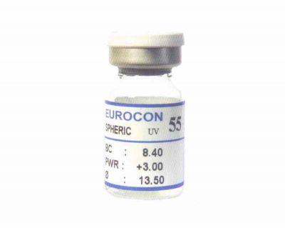 EUROCON 55 / ŞEFFAF LENSLER