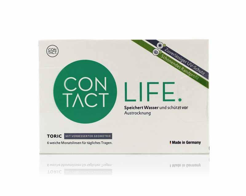 ZEISS CONTACT LIFE TORIC / TORIC LENSLER (ASTIGMATLI)
