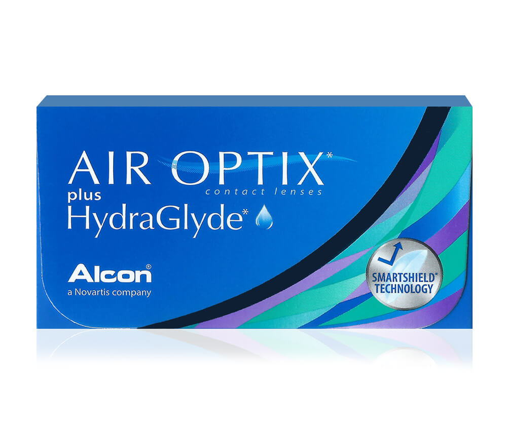 AIR OPTIX HYDRAGLYDE / ŞEFFAF LENSLER