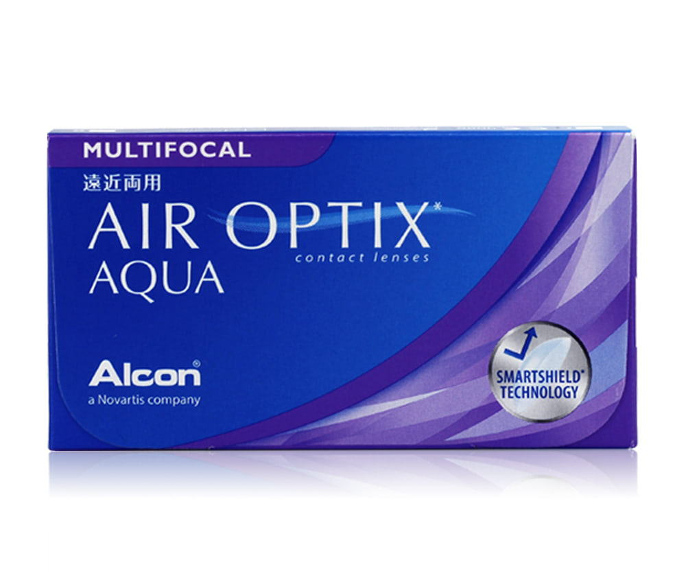 AIR OPTIX MULTIFOCAL / MULTIFOCAL (UZAK-YAKIN) LENSLER
