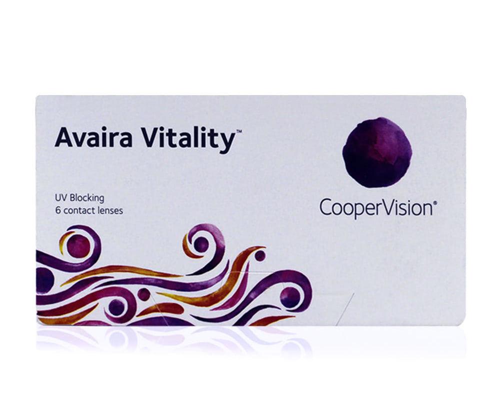 AVAIRA VITALITY / ŞEFFAF LENS