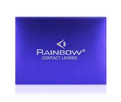RAINBOW COLORS MIRAGE YEARLY NUMARASIZ / RENKLİ LENSLER