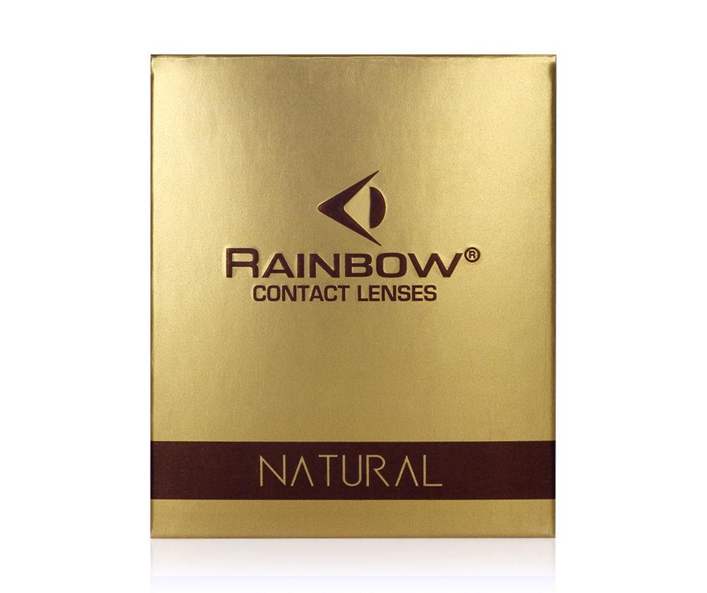 RAINBOW NATURAL SERIES / RENKLİ LENS