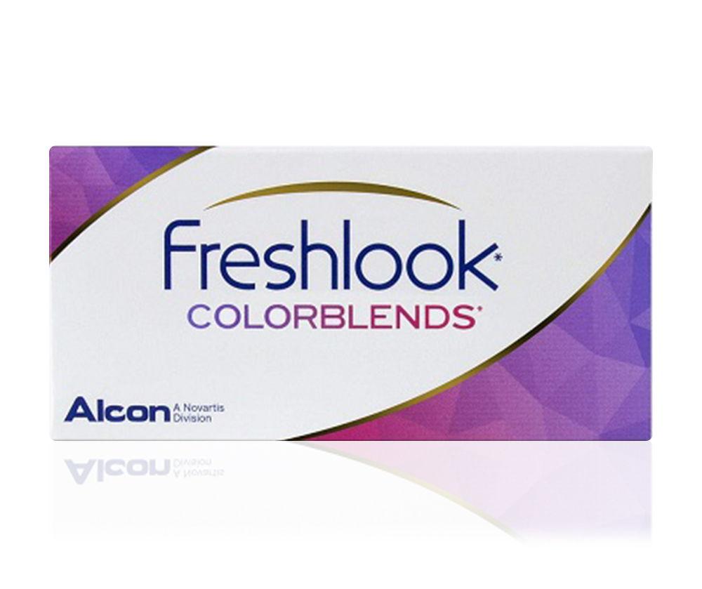 FRESHLOOK COLORBLENDS NUMARALI / RENKLİ LENSLER