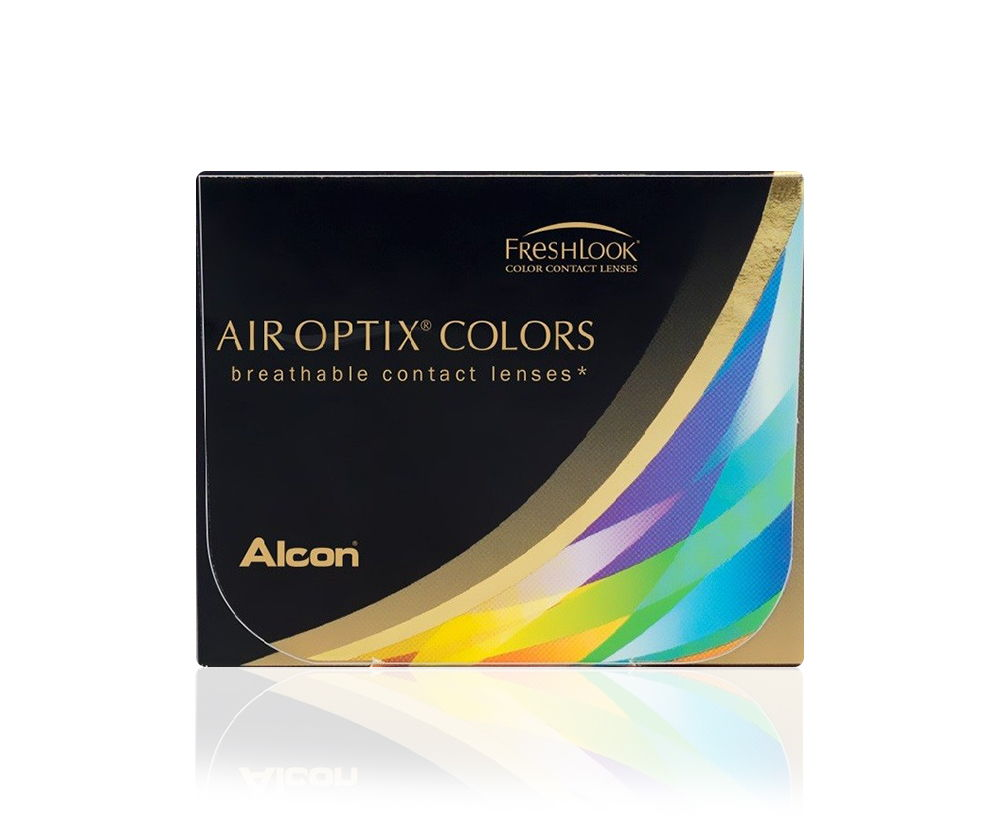 AIR OPTIX COLORS NUMARALI / RENKLİ LENS