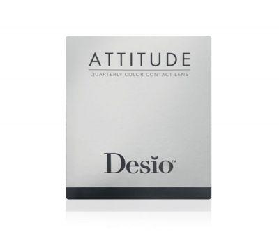 DESIO ATTITUDE QUARTERLY 2 TONE NUMARALI / RENKLİ LENSLER