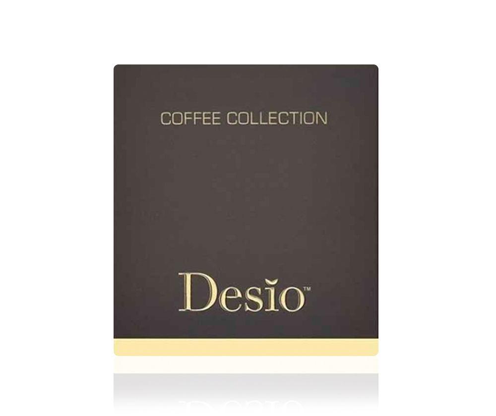 DESIO COFFEE COLLECTION NUMARALI / RENKLİ LENS