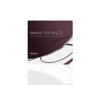 DAILIES TOTAL 1 ( 90' LI KUTU ) / ŞEFFAF LENSLER