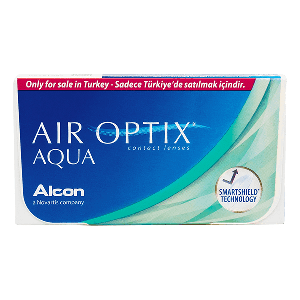 AIR OPTIX AQUA / ŞEFFAF LENSLER