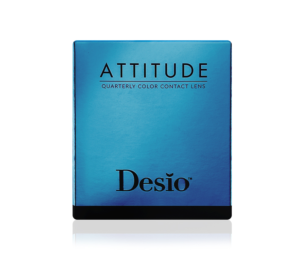 DESIO ATTITUDE QUARTERLY CLASSIC / RENKLİ LENS