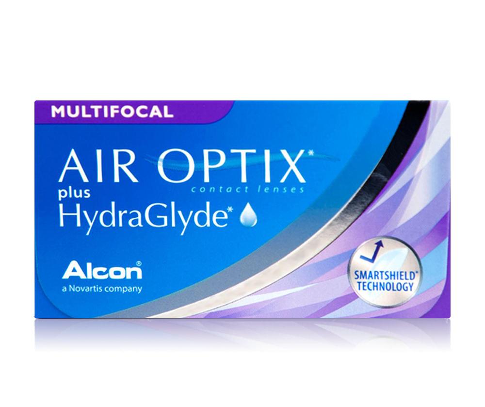 AIR OPTIX HYDRAGLADE MULTIFOCAL / MULTIFOCAL LENS